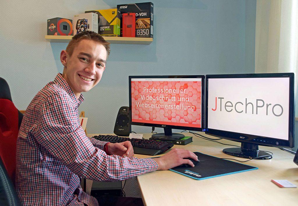 Jonathan Müller JTechPro